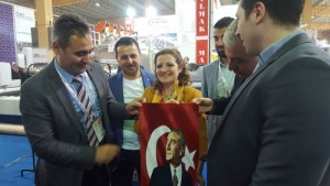 EGE TMF tetaş MELİKE BASMACI